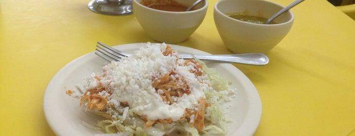 Quesadillas uxmal is one of Narvarte.