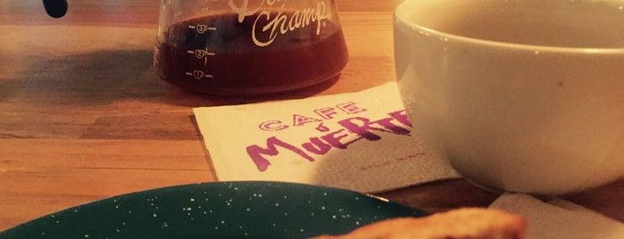 CAFÉ O MUERTE is one of Srta. Miranda 님이 좋아한 장소.