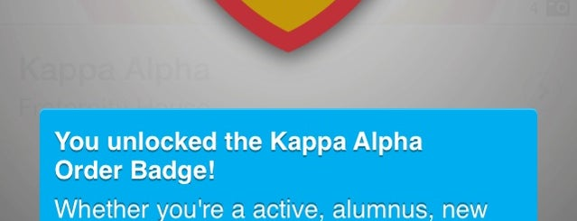 Kappa Alpha is one of Jumperz.