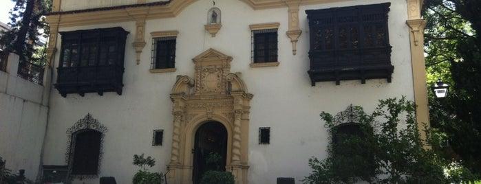 Museo de Arte Hispanoamericano Isaac Fernández Blanco (MIFB) - Sede Palacio Noel is one of Milla de los Museos de Buenos Aires.