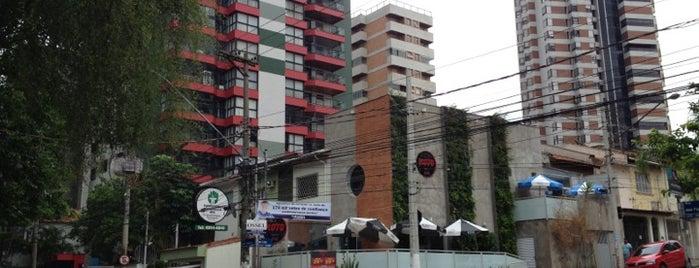 Rua das Figueiras is one of Bares/Cafés, Restaurantes, Baladas São Paulo e ABC.