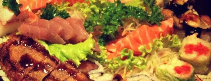 Okazaki Sushi is one of Fernandoさんの保存済みスポット.