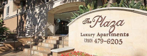 The Plaza Apartments is one of Solutions in LA apartments.