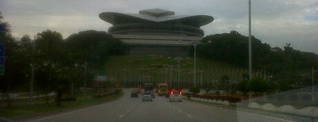 Putrajaya International Convention Centre (PICC) is one of Attraction Places to Visit.