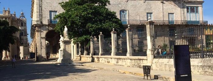Plaza de Armas is one of Cuba.