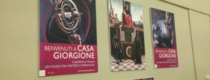 Museo Casa Giorgione is one of #invasionidigitali 2013.