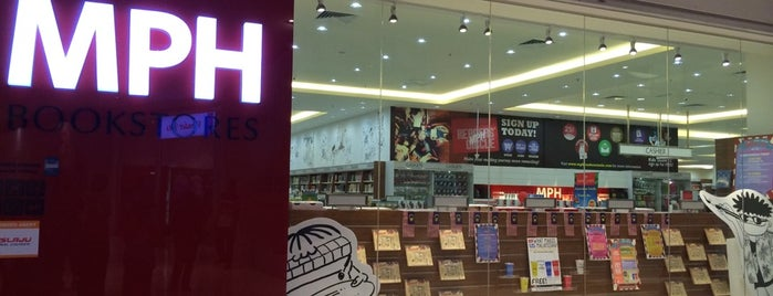 MPH Bookstore is one of Yondering's Liked Places.