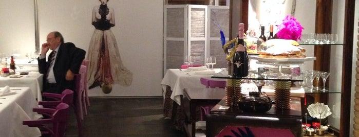 Restaurant La Reineta is one of Lugares guardados de Alfred.