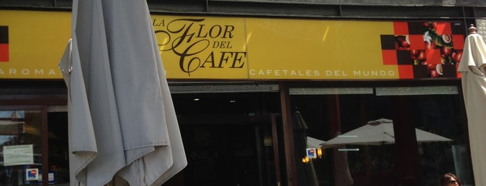 La Flor del Café is one of Bollería en Madrid.