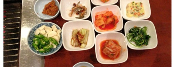 Seoul Garden Restaurant is one of Favorite affordable date spots.