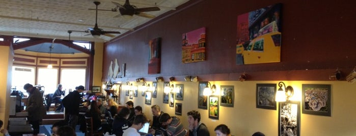 Carol's Hungry Mind Cafe is one of Orte, die Afi gefallen.