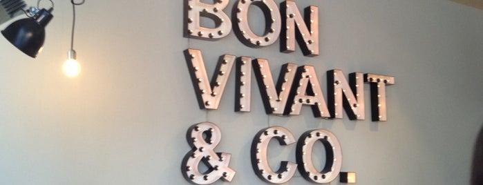 Bon Vivant & Co. is one of Desayunos, Brunch y Meriendas en Madrid ☕️💗.