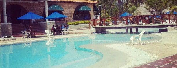 Mendihuaca Caribbean Resort Santa Marta is one of Hoteles.