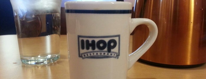 IHOP is one of Brettさんのお気に入りスポット.