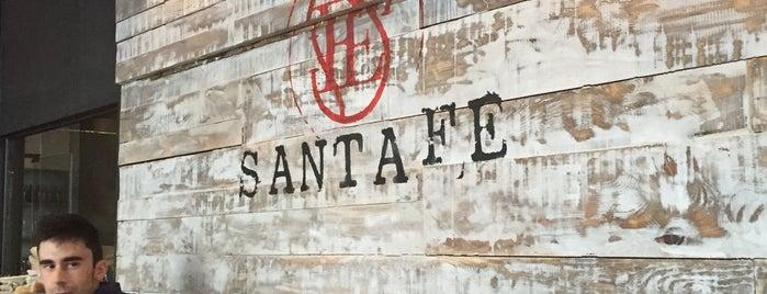 Santa Fe is one of Curso Selectivo.