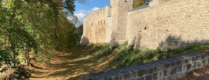Eckartsburg is one of Tempat yang Disukai Babbo.