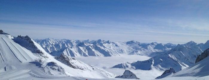 Hintertuxer Gletscher - Gletscherbus I. is one of Tempat yang Disukai Yves.