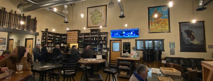 Crooked Fence Brewing Taproom is one of Craft Beer: Pacific Northwest.