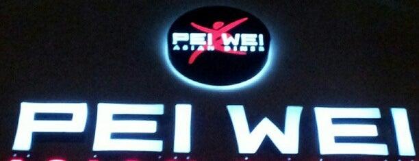 Pei Wei is one of Ernest'in Beğendiği Mekanlar.