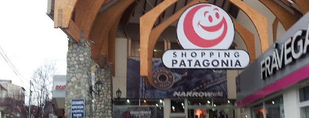 Shopping Patagonia is one of ¿Que hacer en Bariloche?.
