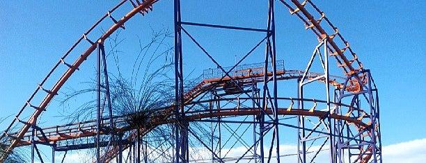 Montanha Russa Beto Carrero is one of Beto Carrero World.