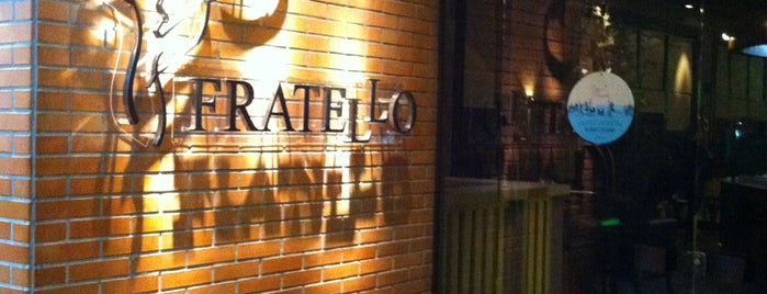 Fratello Sole is one of Must-visit Food in Porto Alegre.