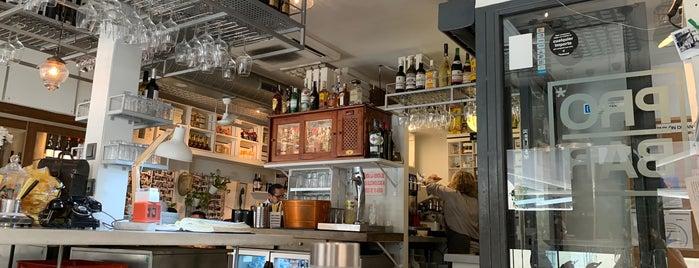 Pro-Bar El Buen Bar is one of Restaurantes pendientes.