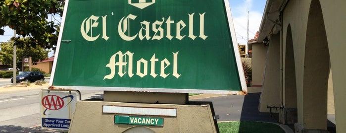 El Castell Motel is one of Posti che sono piaciuti a Stephraaa.