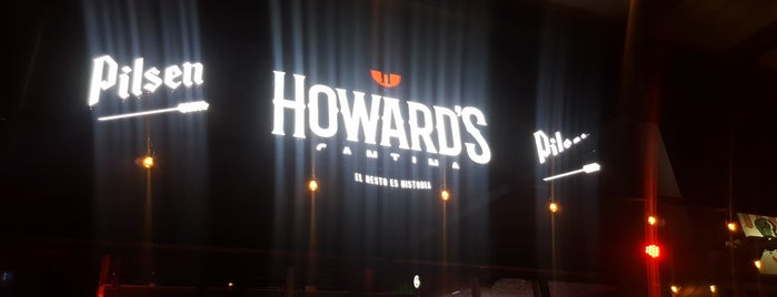 Howard's Cantina is one of Posti che sono piaciuti a Fofo.