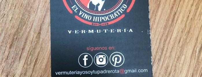 Yo Soy Tu Padre Vermuteria is one of Barna.