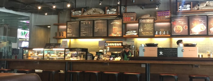 Starbucks is one of Philippines! My TRN's going!!!.