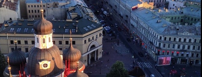 Saint Petersburg is one of Tempat yang Disukai Тимур.