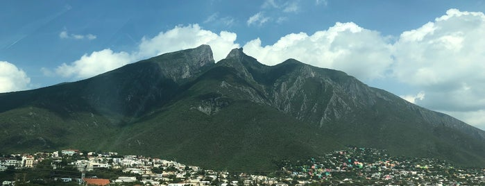 Monterrey is one of Giovo 님이 좋아한 장소.