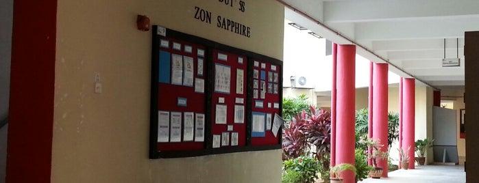 Kolej Komuniti Kuala Langat is one of Learning Centers #2.