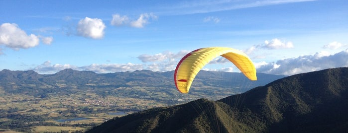 Parapente Paraiso is one of Turismo Colombia.