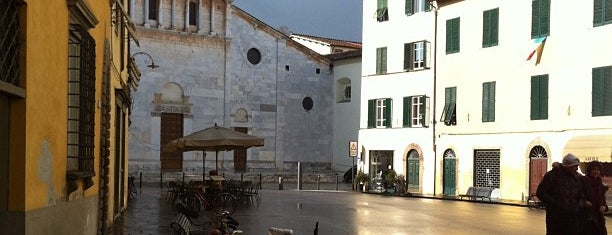 Basilica di San Frediano is one of Italy 2014.