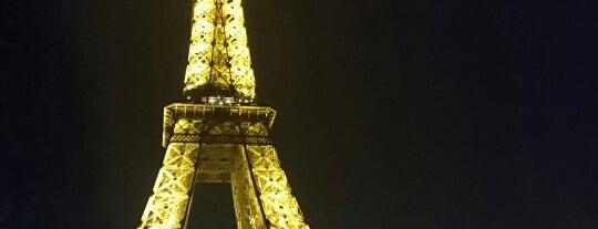에펠탑 is one of Daieem 님이 좋아한 장소.
