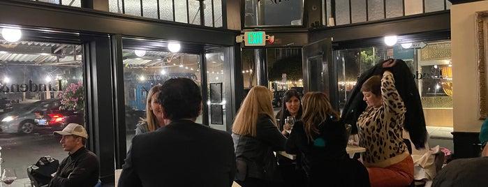 SF Cocktail + Wine Bars