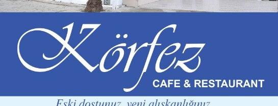 Körfez Cafe & Restaurant is one of Elif Merve'nin Kaydettiği Mekanlar.