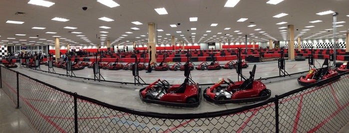 Need 2 Speed Indoor Kart Racing is one of Paigeさんの保存済みスポット.
