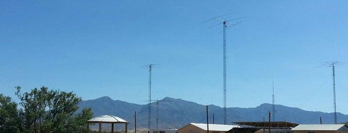 cochise amature radio is one of Orte, die Jason gefallen.