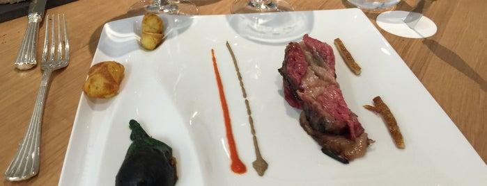 Auberge Du Vieux Puits is one of Haute Cuisine Internat.