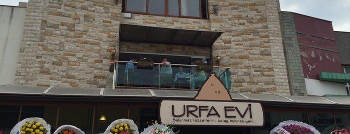 Urfa Evi is one of สถานที่ที่บันทึกไว้ของ Emre.