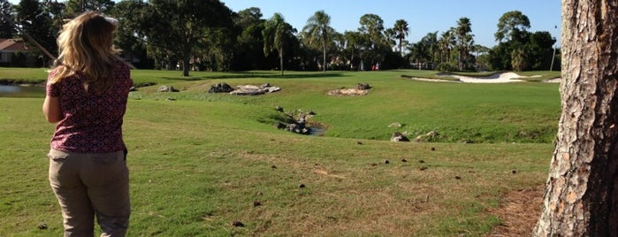 IMG Academy Golf Club is one of Juan carlos : понравившиеся места.