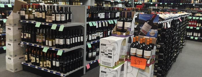 Montgomery County Liquor & Wine is one of Dennis's Liked Places.