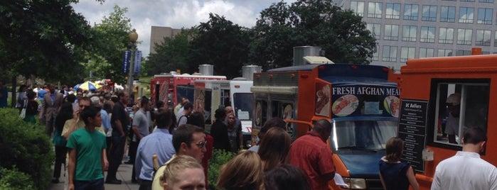 Food Truck Land is one of Washington DC Food Trucks.