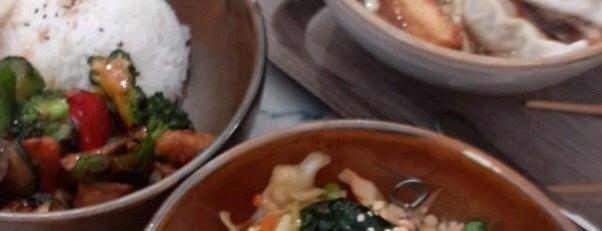 Liu Lin is one of VeganBrussel.