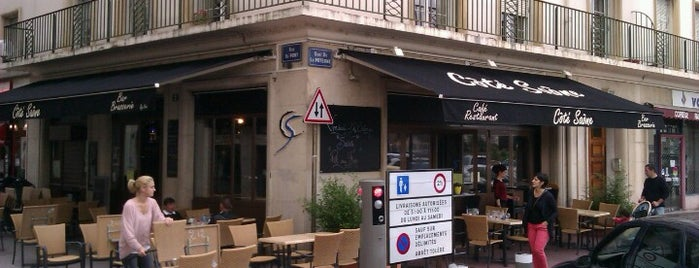 Côté Saône is one of Coffee & Relax.