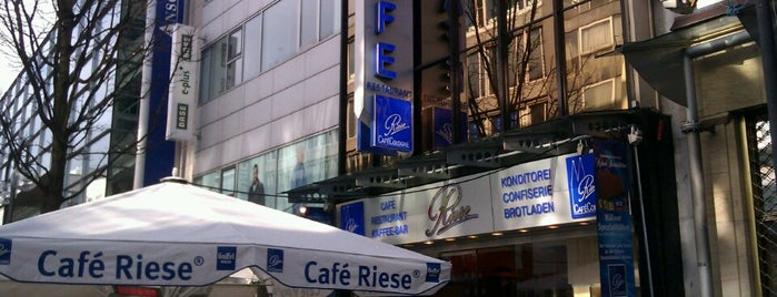 Café Riese is one of Coffee & Relax.