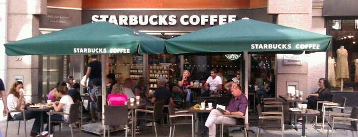 Starbucks is one of Coffee & Relax.